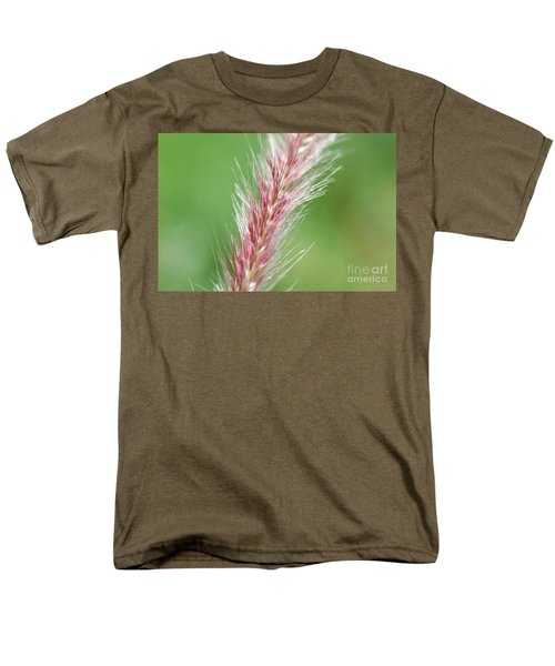 Men's T-Shirt  (Regular Fit) featuring the photograph Pretty In Pink by Bianca Nadeau