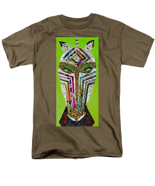 Punda Milia Men's T-Shirt  (Regular Fit) by Apanaki Temitayo M