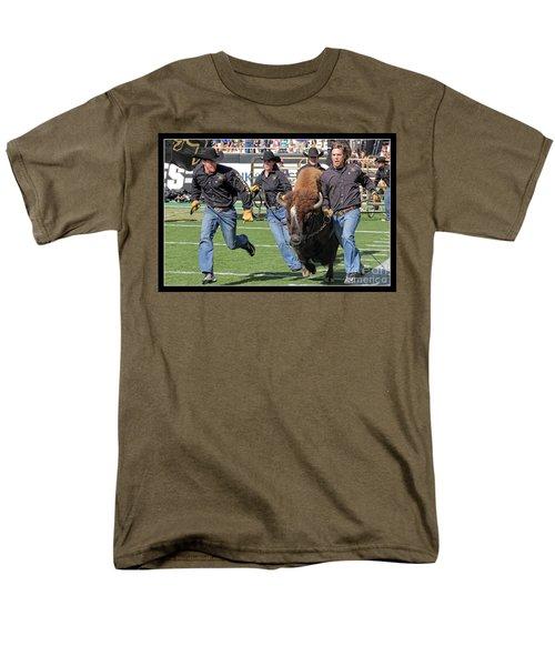 Ralphie V Men's T-Shirt  (Regular Fit) by Bob Hislop