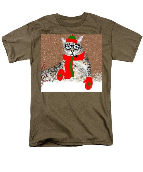 Ready For Winter Men's T-Shirt  (Regular Fit)
