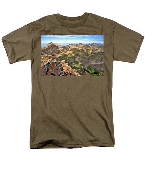 Reason To Climb Men's T-Shirt  (Regular Fit) by Jeremy Rhoades