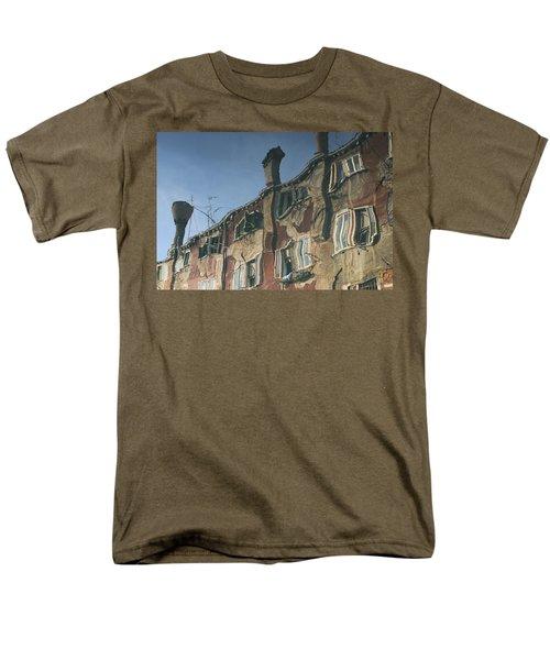 Reflection 6 Men's T-Shirt  (Regular Fit) by Ron Harpham
