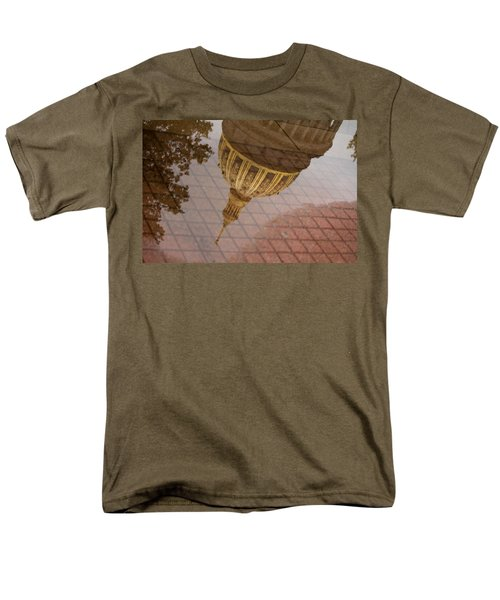 reflection of WV Men's T-Shirt  (Regular Fit)