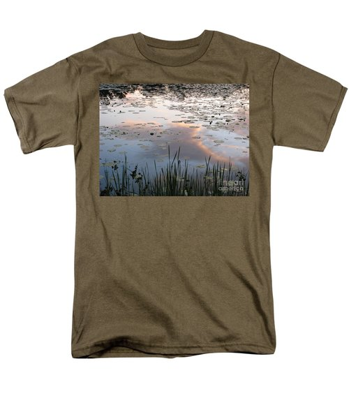 Reflections Men's T-Shirt  (Regular Fit) by Michael Krek