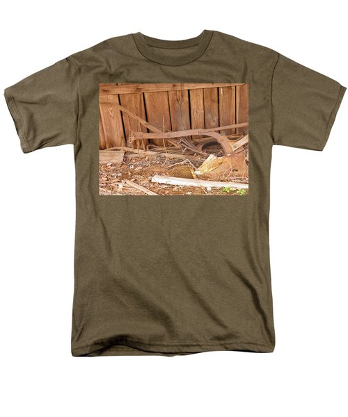 Men's T-Shirt  (Regular Fit) featuring the photograph Retired Tools by Nick Kirby