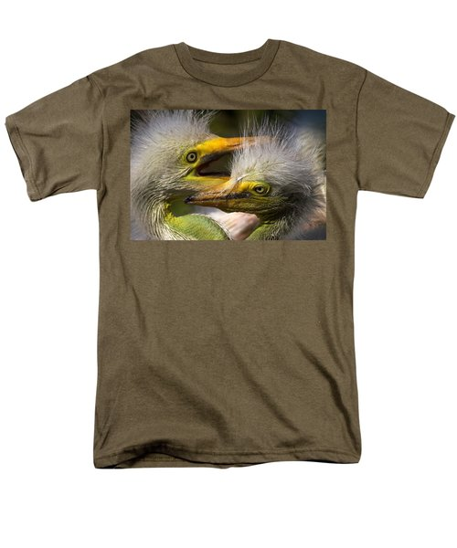Rookery 7 Men's T-Shirt  (Regular Fit) by David Beebe