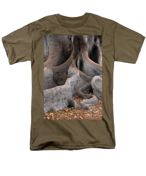 Roots Of The Fig Men's T-Shirt  (Regular Fit) by Suzanne Oesterling