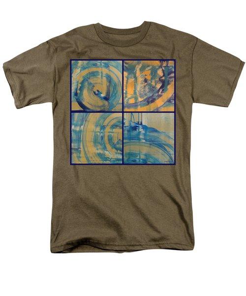 Men's T-Shirt  (Regular Fit) featuring the photograph Rotation Part One by Sir Josef - Social Critic - ART