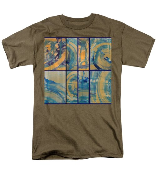 Men's T-Shirt  (Regular Fit) featuring the photograph Rotation Part Two by Sir Josef - Social Critic - ART