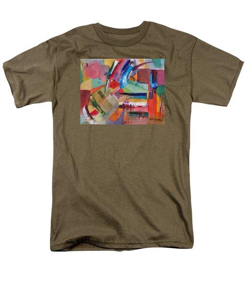 Rugged Strokes Men's T-Shirt  (Regular Fit) by Jason Williamson