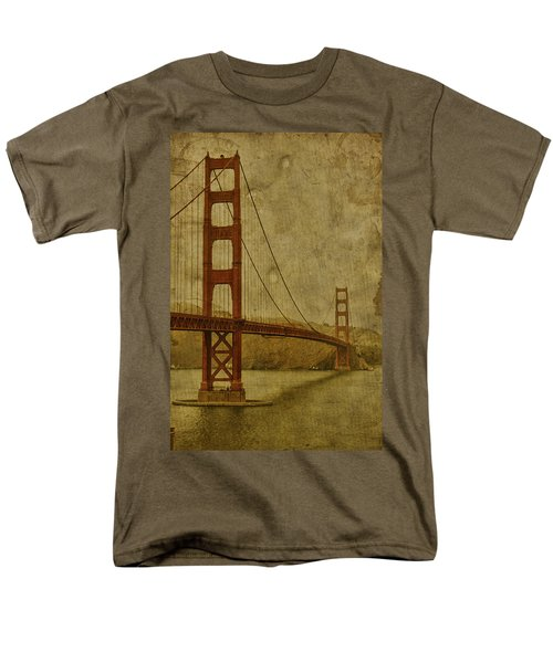Safe Passage Men's T-Shirt  (Regular Fit) by Andrew Paranavitana