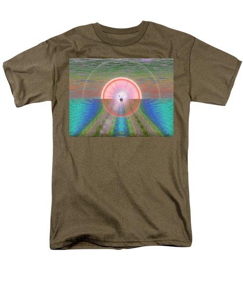 Sailors Warning Men's T-Shirt  (Regular Fit) by Tim Allen