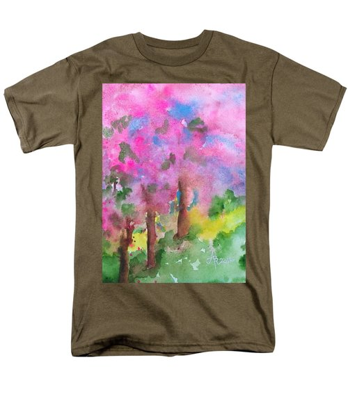 Sakura Men's T-Shirt  (Regular Fit)