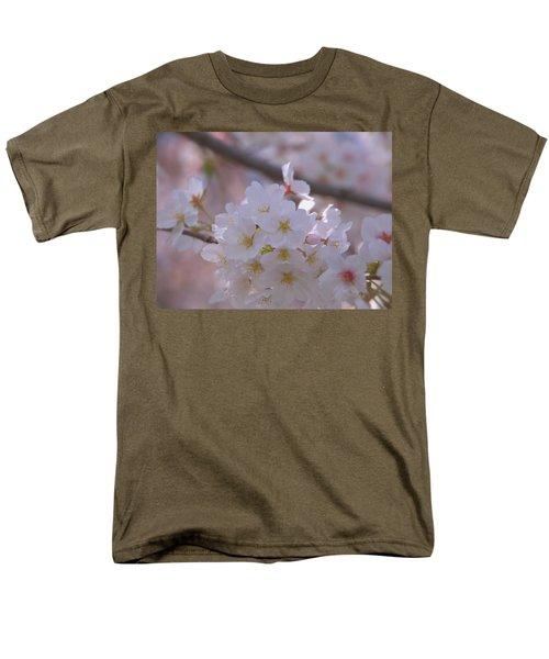 Men's T-Shirt  (Regular Fit) featuring the photograph Sakura by Rachel Mirror