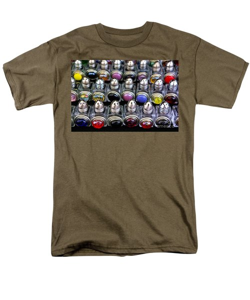 Men's T-Shirt  (Regular Fit) featuring the photograph Salt And Pepper Soldiers by John S