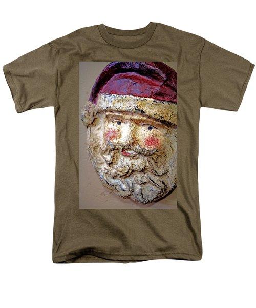 Santa Men's T-Shirt  (Regular Fit) by Lynn Sprowl