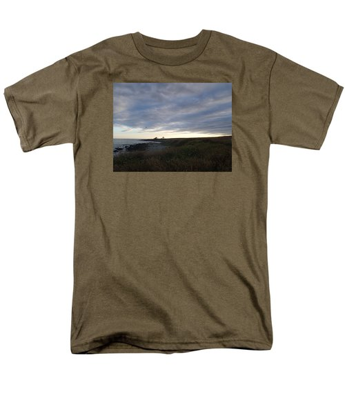 Men's T-Shirt  (Regular Fit) featuring the photograph Seascape by Robert Nickologianis