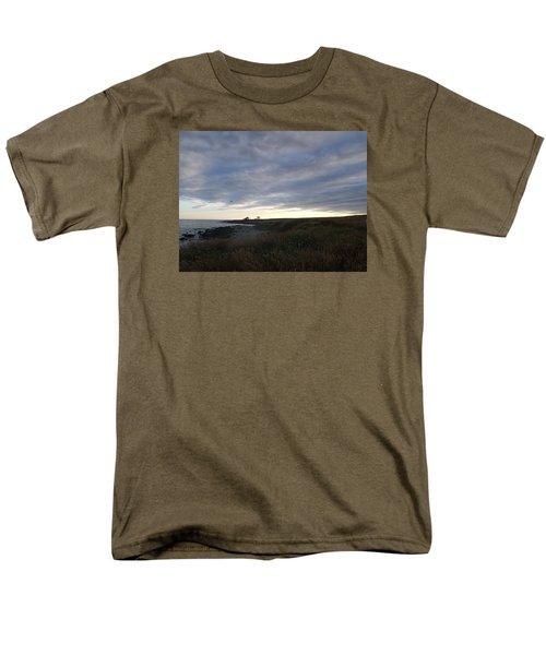 Seascape Men's T-Shirt  (Regular Fit) by Robert Nickologianis