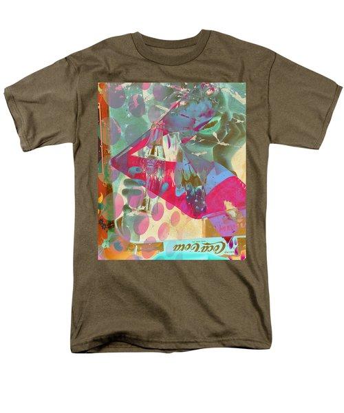 Seduction Of Soda  Men's T-Shirt  (Regular Fit) by Jerry Cordeiro