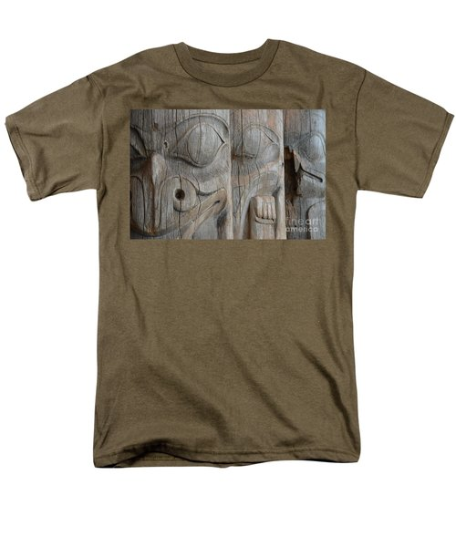 Men's T-Shirt  (Regular Fit) featuring the photograph Seeing Through The Centuries by Brian Boyle