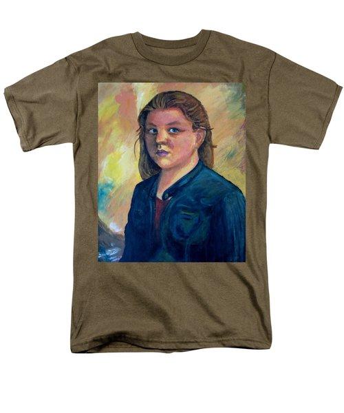Self Portrait Men's T-Shirt  (Regular Fit) by Samantha Geernaert