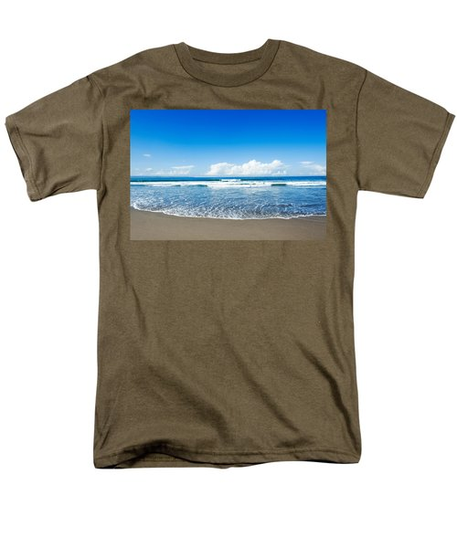 Men's T-Shirt  (Regular Fit) featuring the photograph Seminyak Beach by Yew Kwang