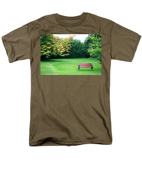 Men's T-Shirt  (Regular Fit) featuring the photograph Serenity by Charlie and Norma Brock