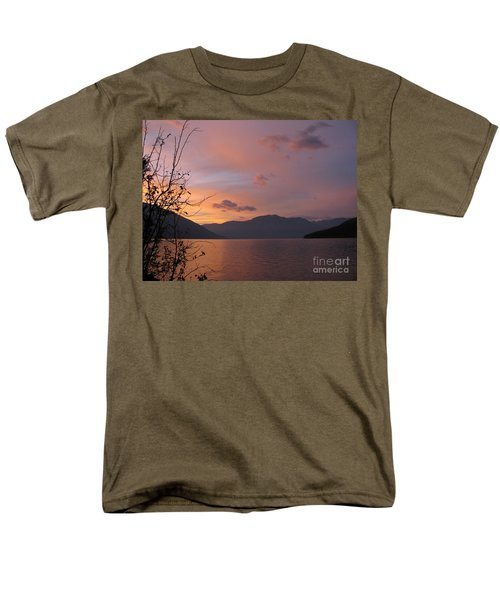 Serenity Men's T-Shirt  (Regular Fit) by Leone Lund