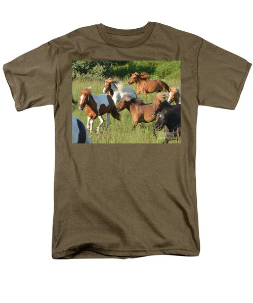 She Has Carrots Men's T-Shirt  (Regular Fit) by Amy Porter