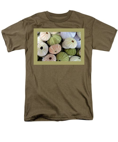 Shells 5 Men's T-Shirt  (Regular Fit) by Carla Parris