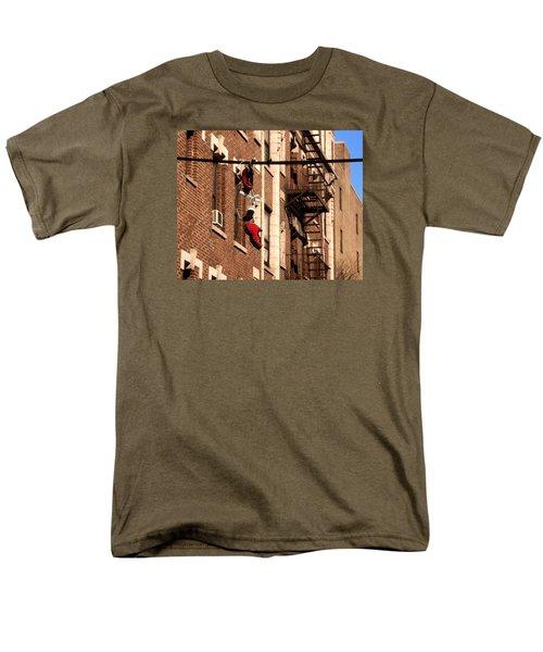 Shoes Hanging Men's T-Shirt  (Regular Fit) by RicardMN Photography
