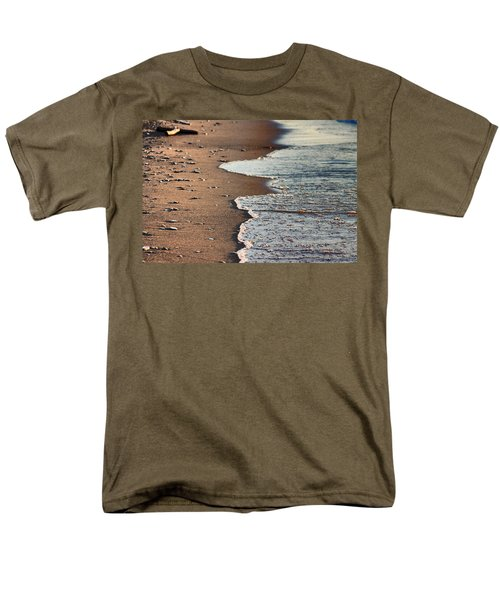 Shore Men's T-Shirt  (Regular Fit) by Bruce Patrick Smith