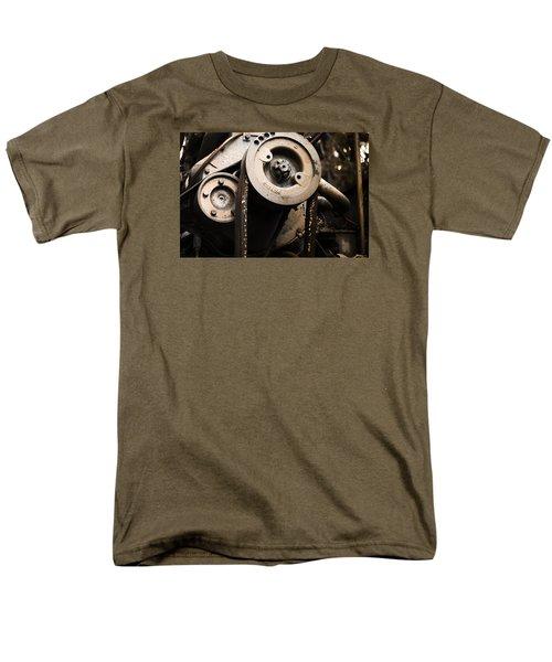 Men's T-Shirt  (Regular Fit) featuring the photograph Silent Spinning by Rebecca Davis