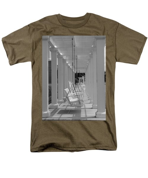Men's T-Shirt  (Regular Fit) featuring the photograph Sit A Spell by Greg Simmons