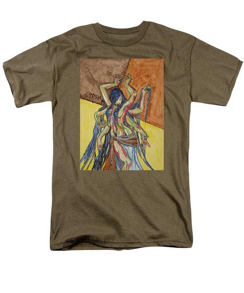 Six Armed Goddess Men's T-Shirt  (Regular Fit) by Stormm Bradshaw