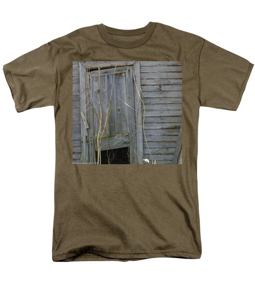 Men's T-Shirt  (Regular Fit) featuring the photograph Skewed by Nick Kirby