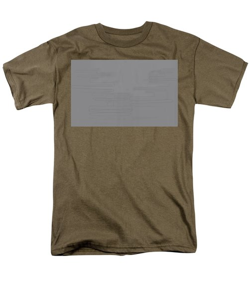 Smoky Cliff Men's T-Shirt  (Regular Fit) by Kevin McLaughlin