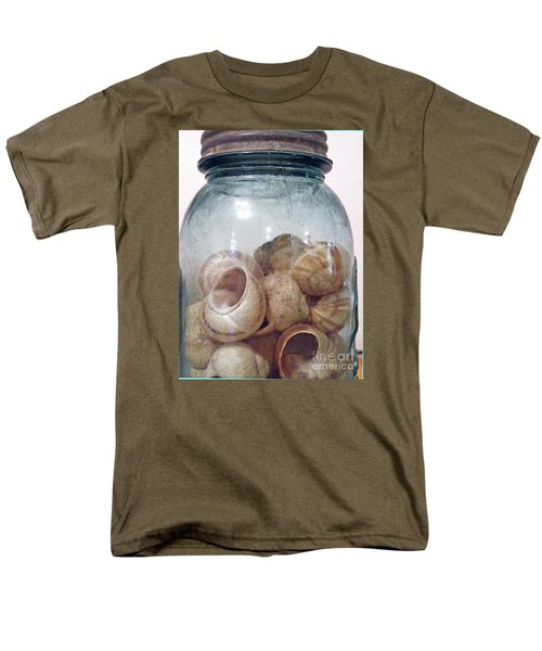Snail Motel Men's T-Shirt  (Regular Fit) by Joe Jake Pratt