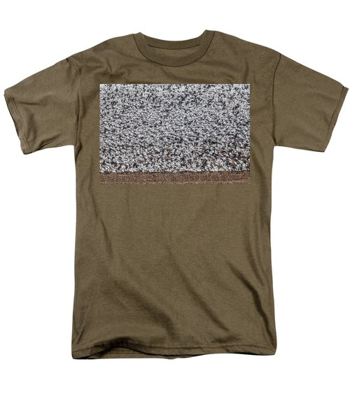 Snow Geese Men's T-Shirt  (Regular Fit) by Brian Williamson