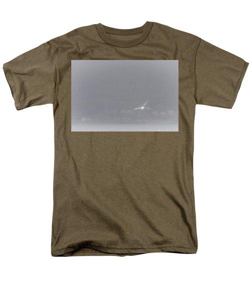 Soaring Home Men's T-Shirt  (Regular Fit) by Melinda Ledsome