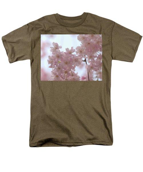 Men's T-Shirt  (Regular Fit) featuring the photograph Soft... by Rachel Mirror