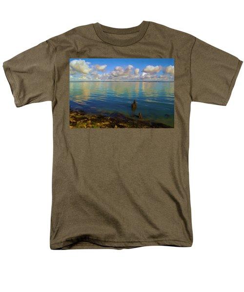 Solent Men's T-Shirt  (Regular Fit) by Ron Harpham