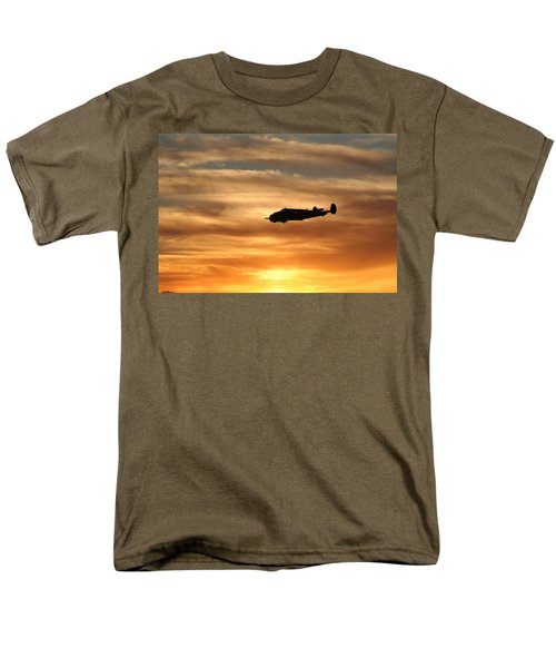 Men's T-Shirt  (Regular Fit) featuring the photograph Solo by David S Reynolds