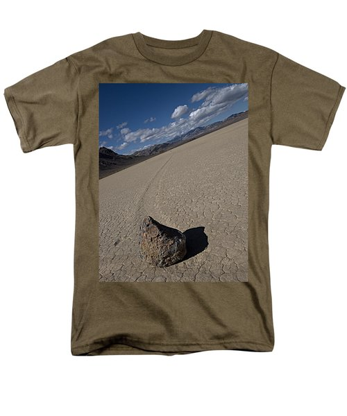 Men's T-Shirt  (Regular Fit) featuring the photograph Solo Slider by Joe Schofield