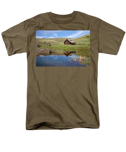 Men's T-Shirt  (Regular Fit) featuring the photograph Somebody's Dream by Jack Bell