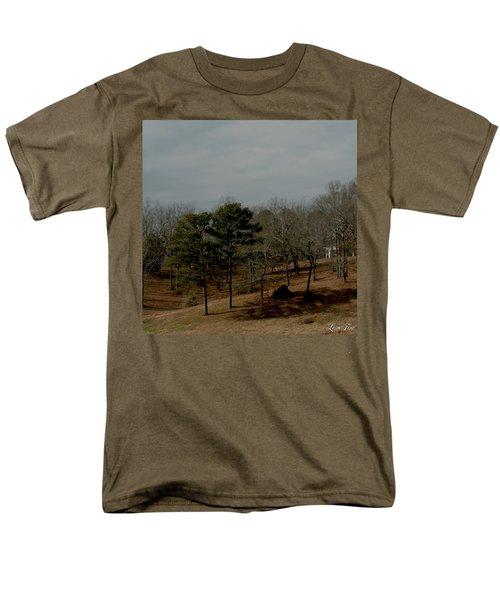 Men's T-Shirt  (Regular Fit) featuring the photograph Southern Landscape by Lesa Fine