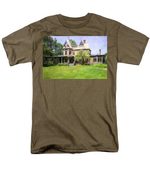 Southport Victorian Men's T-Shirt  (Regular Fit) by Fran Gallogly