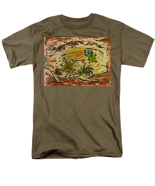 Evolution Men's T-Shirt  (Regular Fit) by Thomasina Durkay