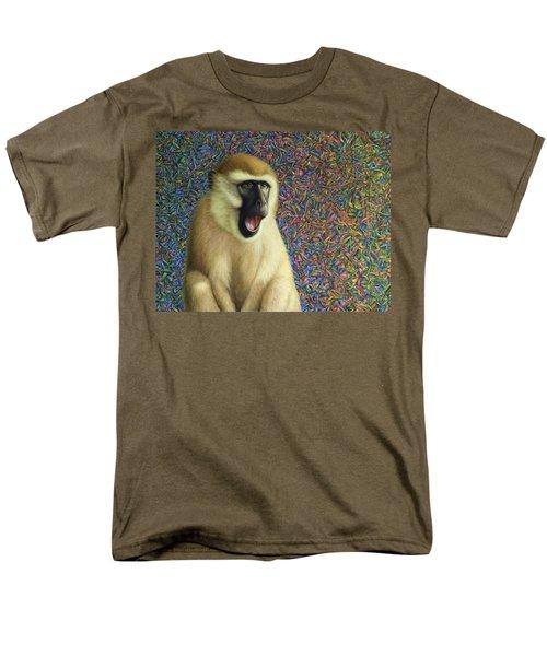Speechless Men's T-Shirt  (Regular Fit) by James W Johnson