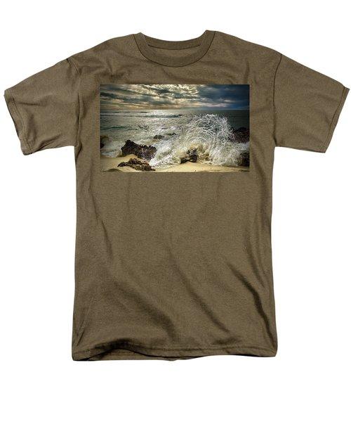 Splash N Sunrays Men's T-Shirt  (Regular Fit) by Kym Clarke
